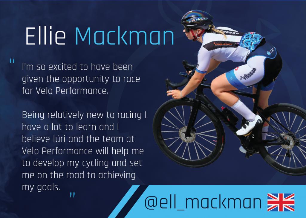 Ellie Mackman